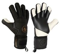 Supersave Contact Finger Tips Pro Negative Cut Contrast Goalkeeper Gloves