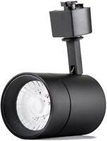 Dimmable LED Track Light Head Juno Type Spotlight 12W (75W Eq) 3000K Warm White