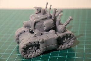 Metal Slug SV-001 Resin 3D Printed Miniature