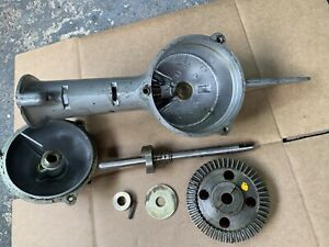 British Seagull Outboard gearbox 100 Silver Century Plus With Clutch
