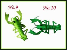 18 BLESSING Girls Bug Hair Bow Clip Crayfish Fish Watermelon Rabbit Crocodile