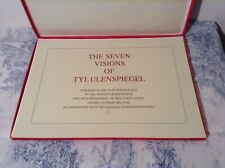 The Seven Visions of Tyl Ulenspiegel - Illustrated Book in Box (1168)