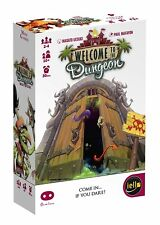 Game by iello - WELCOME TO THE DUNGEON Mini Game - Come In... If You Dare!