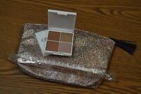 2X Oryza Shimmer & Contour Eyeshadow w/SL Missglam Shader Brush & May Ipsy Bag