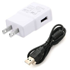 Charger Power AC Adapter + USB Cord Cable for TI Nspire CX/CX CAS/TI 84 Plus CE