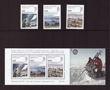 Greenland MNH 2008 Science set sheet mint stamps