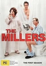 THE MILLERS : COMPLETE SEASON 1   - DVD - UK Compatible -Sealed