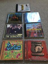 Seven Assorted Sixties CDS