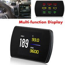 OBD2 Smart Head Up Display Projector Car Speedometer HUD Projector Speed Alarm