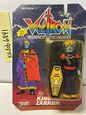 Voltron - 1984 KING ZARKON - Carded MATTEL - vintage unopened action figure MOC