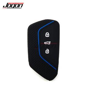 Remote Key Fob Case Cover Trim For VW Golf 8 Mk8 GTI GTD R For Skoda Octavia A8