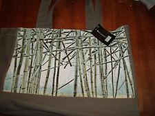 NEW DOUG & MIKE STARN BIG BAMBU PHOTO TOTE BAG Bamboo Metropolitan Museum of Art