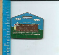 E-011 - 1972 Sugarcreek, Ohio Swiss Festival Watch Fob Vintage