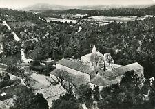 Carte LE THORONET Vue aérienne L'Abbaye