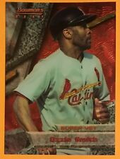 OZZIE SMITH, '94 BOWMAN'S BEST CARD IN EXCELLENT CONDITION !