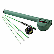 Redington Youth Minnow Combo Fly Fishing Rod Outfit w/ Crosswater Reel