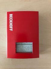 BECKHOFF Digital-Eingangsklemme 8-Kanal Typ: KL1408 24VDC