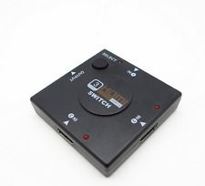 Mini 3 IN 1 1080P HDMI Switch Switcher Splitter Video Selector Hub Box