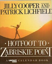 Hotfoot to Zabriskie Point by Jilly Cooper, Patrick Lichfield (Hardback, 1985)