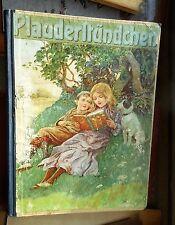 Helene Binder: Plauderstündchen eine Festgabe Band 7/2 Theo Stroefer 1916