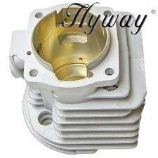 Cylinder Piston Kit Husqvarna 55 51 46MM Nikasil 503 16 91 71 CLOSED PORT