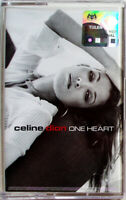 CELINE DION One Heart 2003 MALAYSIA Edition Cassette RARE NEW SEALED
