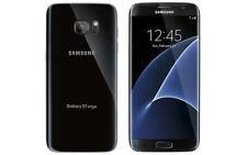 Samsung Galaxy S7 edge SM-G935P - 32GB - Black Onyx (Sprint) Very Good