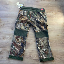 $130 Under Armour Ayton STORM Fleece Hunting Pants 1229947-342 Women's