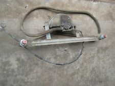 51 52 ford truck windshield wiper assembly