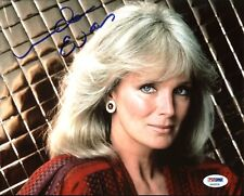 Linda Evans Dynasty Authentic Signed 8X10 Photo Autographed PSA/DNA #AA43536