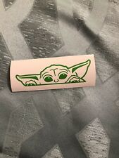 Baby Yoda Decal Sticker, Star Wars Sticker, Disney Decal
