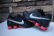Nike Women's Shox Junior Black/Pink Running Shoes 454339 016 US 8 / UK 5.5 EU 39