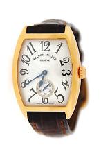 Franck Muller Casablanca 18K Rose Gold Watch 7500 S6