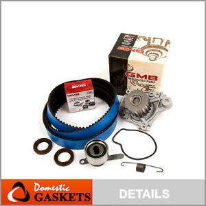 Timing belt Kit Water Pump for 96-00 Honda Civic 1.6L SOHC D16Y7 D16Y8