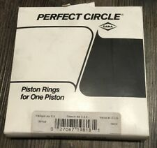 Chevy 427/454+Dodge 383/426 Perfect Circle/MAHLE Cast Single Piston Ring +20
