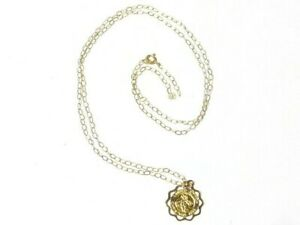 1993 Christmas Limited Edition Necklace Gold Plated Empress Jewellery