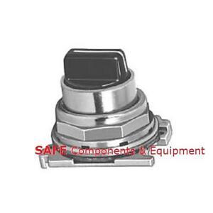 Eaton 10250T1333 Selector Knob Switch Operator 3-pos 60-deg L-R 30.5mm     C43