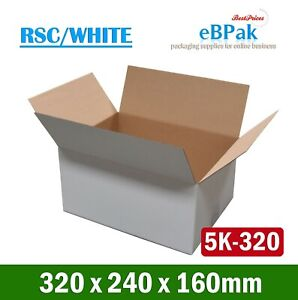 Mailing Box Shipping Carton 320 x 240 x 160mm for 5KG / Extra Large Satchel Bag