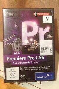 Adobe Premiere Pro CS6: Über 11 Stunden Workshops zu allen Werkzeugen