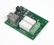 Eth002-Ethernet relais module