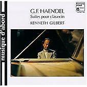 Kenneth Gilbert : Handel: Suites for Harpsichord CD Expertly Refurbished Product