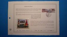 FRANCE DOCUMENT ARTISTIQUE YVERT 2466 COTES DE MEUSE VIGNEULLES 1987  L544