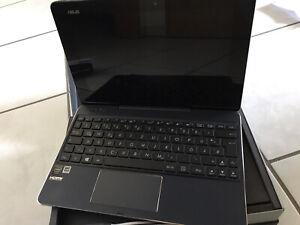 ASUS TransformerBook T100TA 10,1 Zoll (512 GB + 500 GB, Intel Atom, 1,33GHz,...