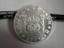 Collector Classic Spanish Pillar Dollar 1 oz .999 Silver BU Round Coin
