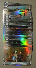 Star Wars: Chrome Legacy refractor cards: Your Choice