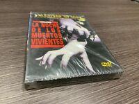 Die Nacht Der Toten * DVD George Auf Romero Versiegelt Neu