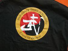 Shaolin Kung Fu T Shirt Neu M L XL New Shirt Kampfkunst Kung Fu Edition