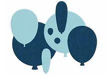 Lifestyle Crafts QuicKutz Nesting Die Set NESTING BALLOONS ~8 Dies -DC0487