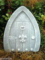 Fairy door mold plaster concrete casting mould