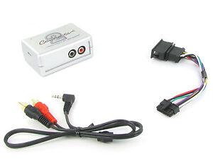 CTVSTX001 Seat Aux Cable Ibiza Leon 3.5mm Toma de Entrada Radio Coche Ipod MP3